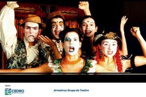 O projeto C.A.S.A Armatrux já é uma referência entorno do bairro vale do Sol, em Nova Lima. Visa ensinar dança, teatro e circo para crianças e jovens da região, com aulas e apresentaçaões. C.A.S.A. Armatrux